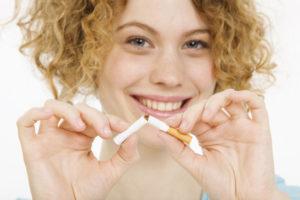 Rauchen aufhören, Nichtraucher werden